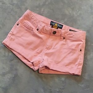 Lucky Brand girls size 8 Riley Short jean shorts
